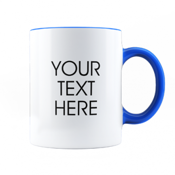 Mug With Text Personalized